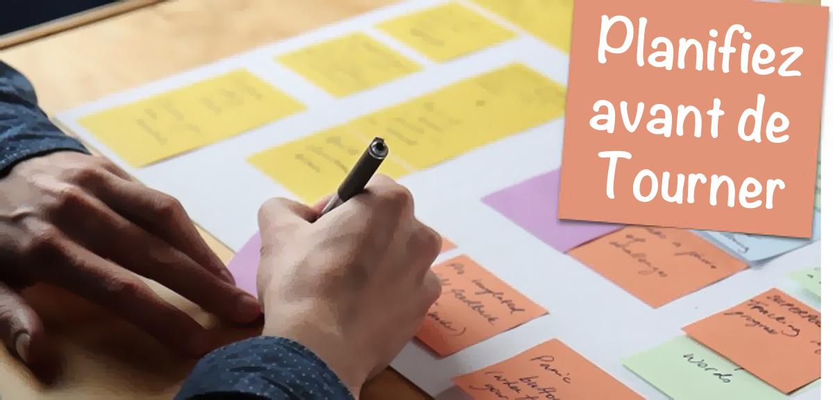 La planification - La Vidéo Corporative et d'Entreprise des Laurentides