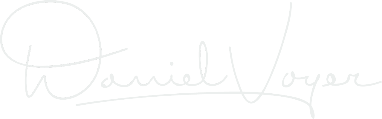 Daniel Voyer - Signature