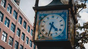 Horloge Centre Ville Vancouver